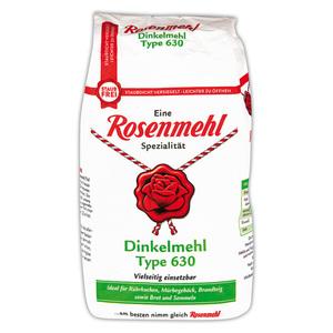 Rosenmehl Dinkel-/ Spezialmehl