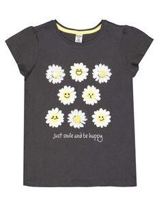 Mädchen T-Shirt mit Print