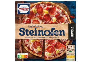 Steinofen Pizza Diavolo