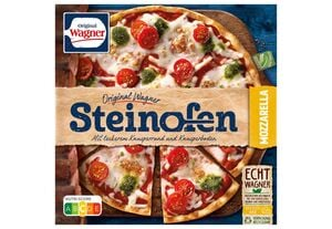 Steinofen Pizza Mozzarella