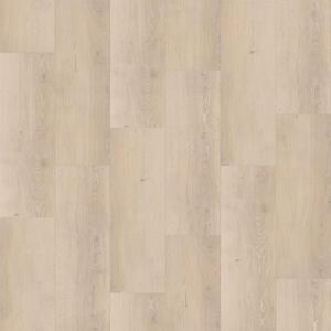 Parador Designboden weiß, eichefarben, hellgrau per paket , Eiche Skyline Weiß , Kunststoff , 21.6x0.94x120.7 cm , gebürstet, Struktur,Nachbildung , schmutzabweisend, pflegeleicht, fleckenunempfin