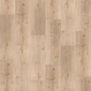 Parador Designboden weiß, eichefarben, hellbraun per paket , Eiche Royal Hell Holzstruktur , Kunststoff , 21.6x0.94x120.7 cm , gebürstet, Struktur,Nachbildung , schmutzabweisend, pflegeleicht, flec