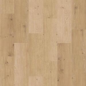 Parador Designboden eichefarben, hellbraun per paket , Eiche Natural MIX Hell , Kunststoff , 21.6x0.96x120.7 cm , gebürstet, Struktur,Nachbildung , schmutzabweisend, pflegeleicht, fleckenunempfindli
