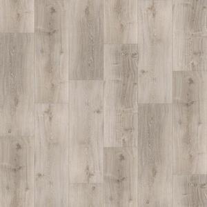 Parador Designboden weiß, eichefarben, hellgrau per paket , Eiche Grau Geweißt Gebürstet , Kunststoff , 22.5x0.53x120.9 cm , gebürstet, Struktur,Dekorfolie , schmutzabweisend, pflegeleicht, fleck
