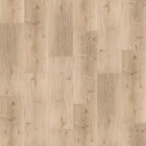 Parador Designboden weiß, eichefarben, hellbraun per paket , Eiche Royal Hell Gekälkt , Kunststoff , 22.5x0.53x120.9 cm , gebürstet, Struktur,Dekorfolie , schmutzabweisend, pflegeleicht, fleckenun