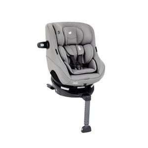 Joie Kinderautositz spin 360 gt , C1416Fagfl000 Spin 360 Gt , Grau , Textil , 45x67-76.5x55.5 cm , 5-Punkt-Gurtsystem, abnehmbarer und waschbarer Bezug, Gurtlängenverstellung, höhenverstellbare Kop