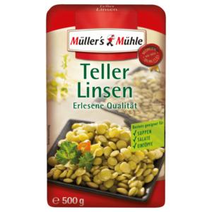 Müller's Mühle Tellerlinsen