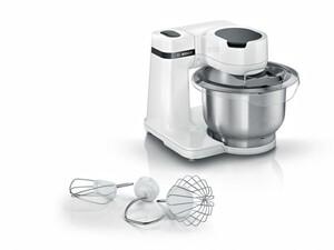 Bosch Küchenmaschine MUMS2EW00 ,  700 Watt, 4 Stufen, 3,8 l Schüssel