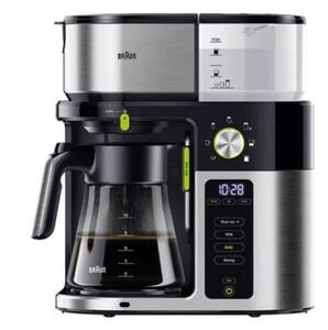 Braun Kaffeeautomat KF 9050 BK 1750 Watt, 1-10 Tassen