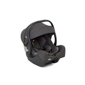 Joie Babyschale i-gemm 2 , C1404Acemb000 I-Gemm 2 , Schwarz , Kunststoff , 46x72x36 cm , 5-Punkt-Gurtsystem, abnehmbarer und waschbarer Bezug, höhenverstellbare Kopfstütze, integriertes Gurtsystem,