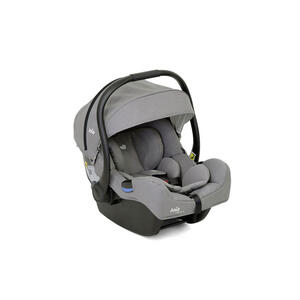 Joie Babyschale i-gemm 2 , C1404Acgfl000 I-Gemm 2 , Grau , Kunststoff , 46x72x36 cm , 5-Punkt-Gurtsystem, abnehmbarer und waschbarer Bezug, höhenverstellbare Kopfstütze, integriertes Gurtsystem, op