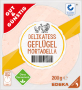 Gut & Günstig Delikatess Geflügel-Frischwurst