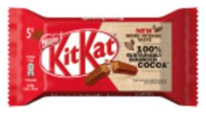 Nestlé Lion oder Kitkat