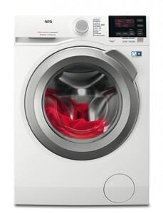 AEG Waschmaschine L6FB67400 ,  Füllmenge 1-10 kg, 1400 U/Min.