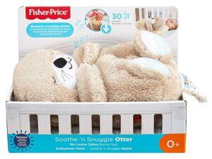 Fisher-Price Kuscheltier »Schlummer-Otter«