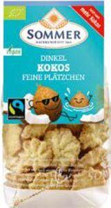 demeter Sommer Bio-Dinkel-Kokos Feine Plätzchen
