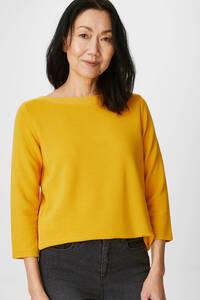 C&A Langarmshirt, Gelb, Größe: XXL