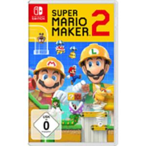 Switch Super Mario Maker 2 - [Nintendo Switch]