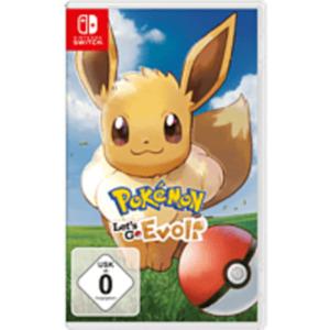 Pokémon - Let's Go Evoli! [Nintendo Switch]