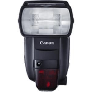 CANON Speedlite 600EX II-RT Aufsteckblitz für Canon (60 (bei Brennweite 200 mm), E-TTL II, E-TTL, TTL)