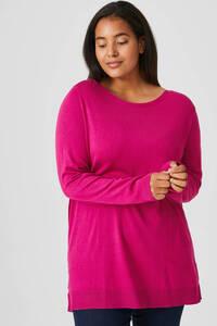 C&A Pullover, Pink, Größe: 44/46