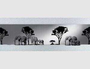 Siebdruckspiegel Kenja