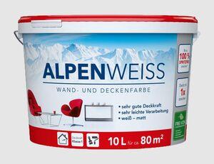 Alpenweiss 10 Liter