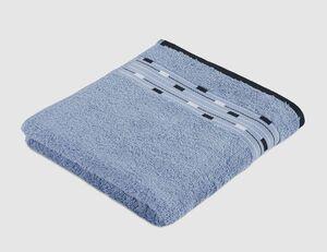 Handtuch Magic graublau