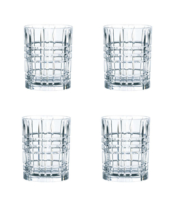 Nachtmann Whiskyset 4-tlg. SQUARE