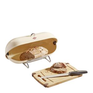Wesco Breadboy+Schneidbrett+Messer