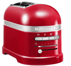 Kitchen Aid 2-er Toaster Empire Rot