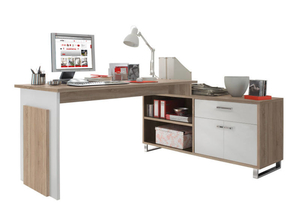 Cantus Eck-Schreibtisch MANAGER