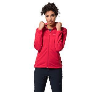 Jack Wolfskin Star Jacket Women Sportjacke Frauen XXL rot clear red