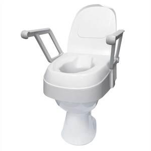 Toilettensitzerhöhung »TSE 120« mit Armlehnen