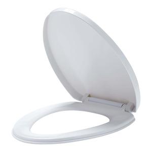 WC-Sitz mit Absenk-Automatik, ca.  37x43x2cm