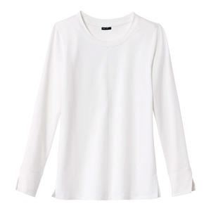Damen-Shirt mit Seitenschlitzen
