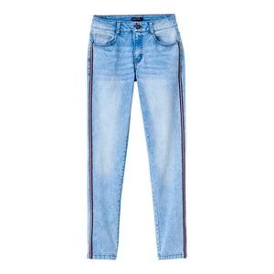 Damen-Jeans mit Webband