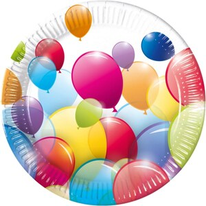 Flying Balloons 8 Teller