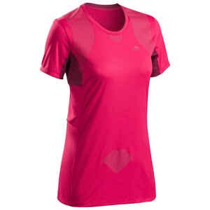 Wandershirt Bergwandern MH900 Damen pink