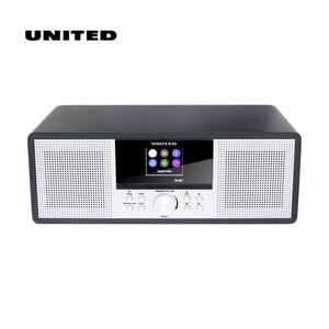 DAB+-Radio DAB2026 · 2 x 10 Watt RMS · CD-/MP3-Player · FM-/UKW-Radio · Aux-/USB-Anschluss · Alarm-, Einschlaffunktion
