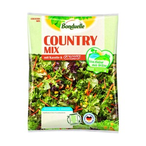 Bonduelle Country Mix oder Family Mix, Kennzeichnung siehe Etikett, jeder 300-g-Beutel