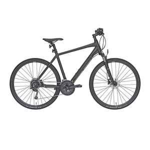 Cross Bike 28 Zoll Riverside 700 CTR Herren anthrazit/lime green