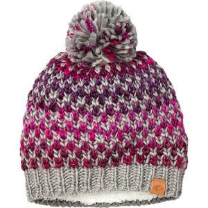 Chillouts Mütze, Bommel, Grobstrick, warm, für Damen