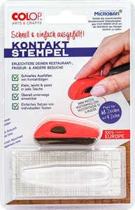 COLOP  Kontaktstempel