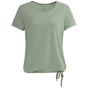 Damen T-Shirt mit Tunnelzug