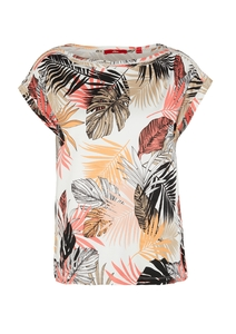 Shirt mit Allover-Printmuster