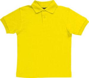 James & Nicholson Kinder-Poloshirt  Uni kurzarm 134 / 140