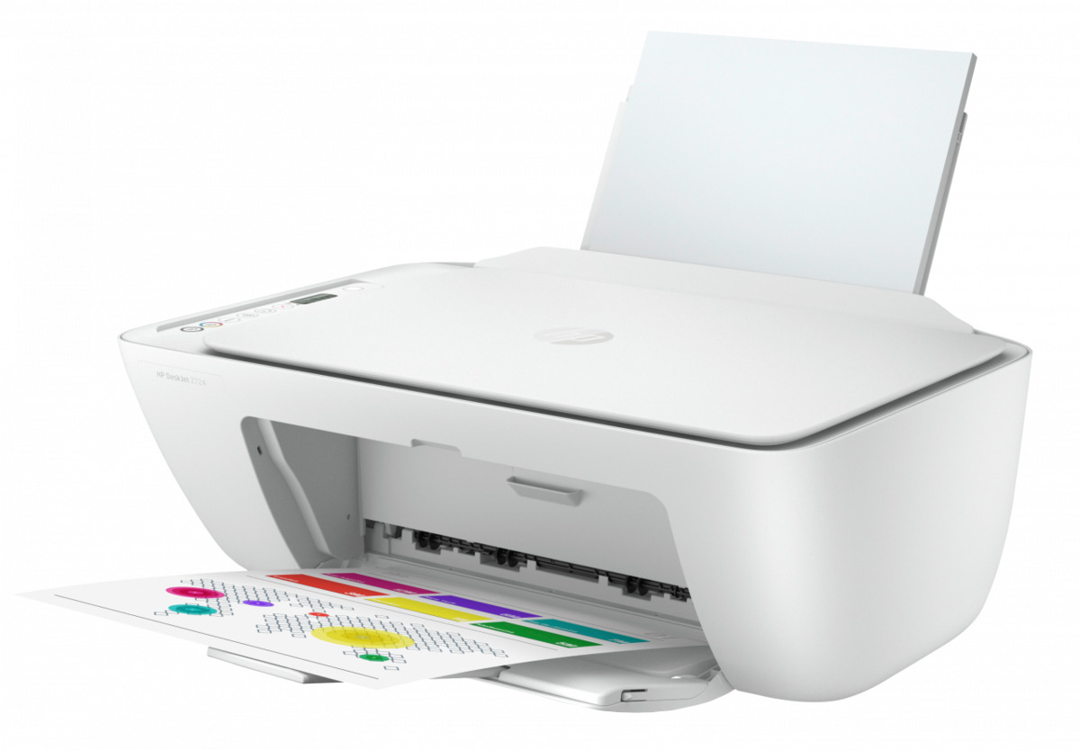 Bild 1 von HP All-in-One Drucker DeskJet 2724