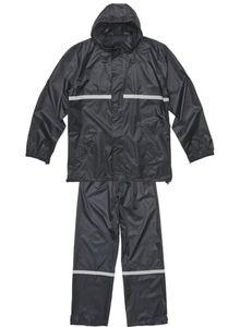 HEMA Regenanzug Für Erwachsene Blau