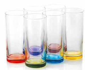 6er-Pack Longdrink-Gläser